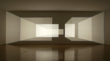 Olafur eliasson miss a for Minimal art installation